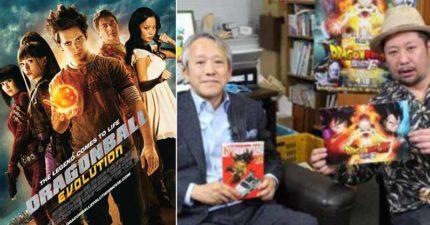 《七龍珠》被好萊塢拍成「最爛真人版電影」 原作老闆想補救...他冷笑:先給50億再說!
