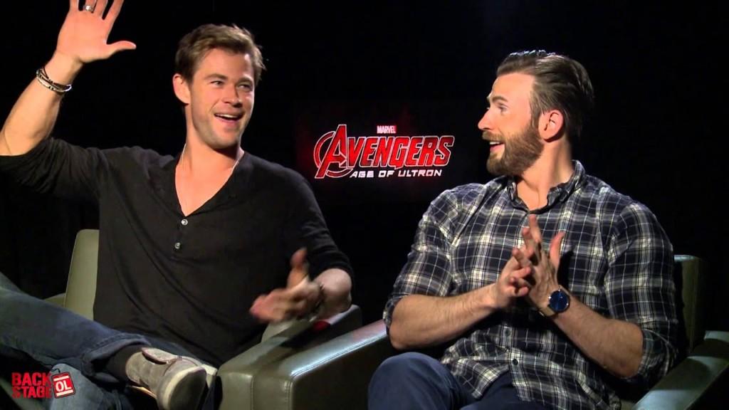 漫威禁「雷神和美隊」一起上通告 索爾爆「超奇妙原因」:我和他是超越友誼的關係...