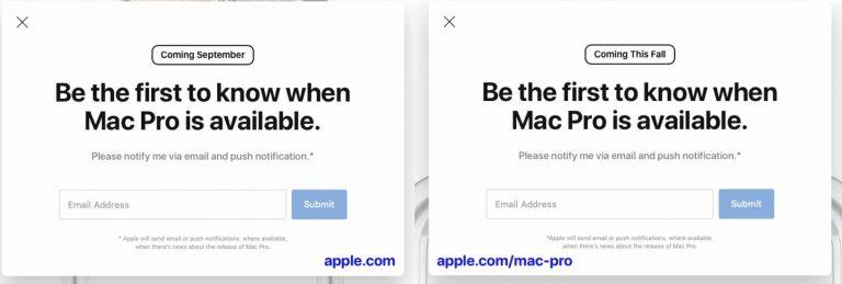 蘋果官網疑「手誤流出」新Mac Pro機密資訊 果粉嚇傻:8個月薪水...