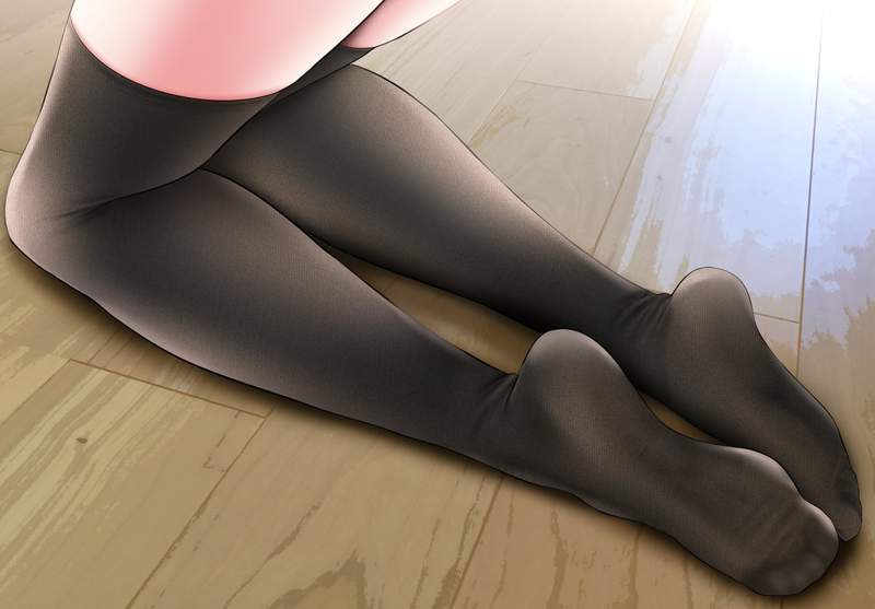 4張圖解釋「足控的世界長什麼樣?」 腳就是蜜桃...脫襪子就像脫內褲!