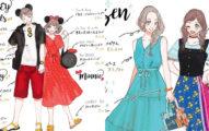 10款「讓你化身迪士尼主人公」的夢幻穿搭 《奇奇與蒂蒂》的姐妹裝比「陷阱妹」更帥!