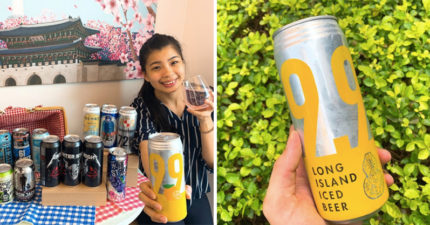 小7獨家推「長島冰茶變冰啤」女生也會愛上 「濃度9.99%」他警告:會很危險!