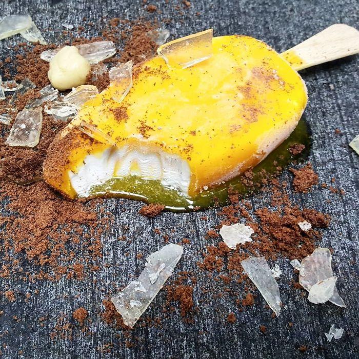 超猛廚師做出「咬下去才知道是假的」的仿真系美食 看起來是爛蘋果味道卻「超美味」!