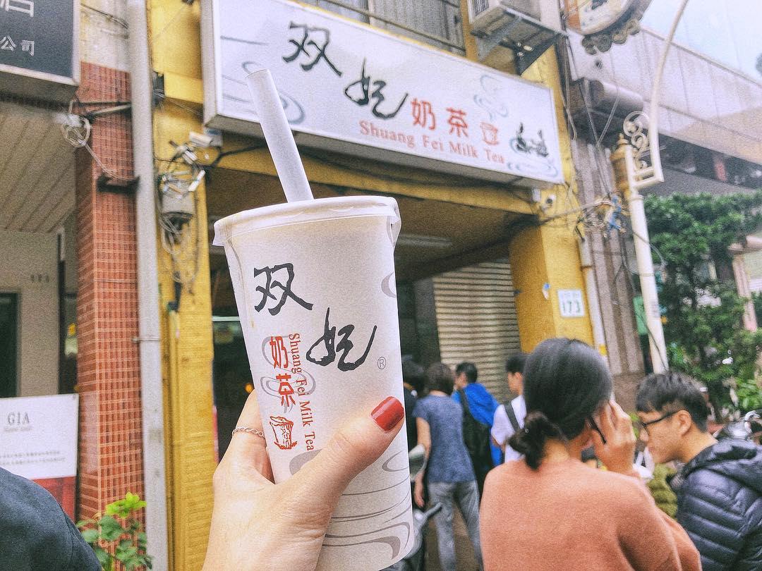 盤點5大「高雄人氣奶茶」店家 日韓妹排到鐵腿的「馬卡龍珍奶」好拍又好喝❤