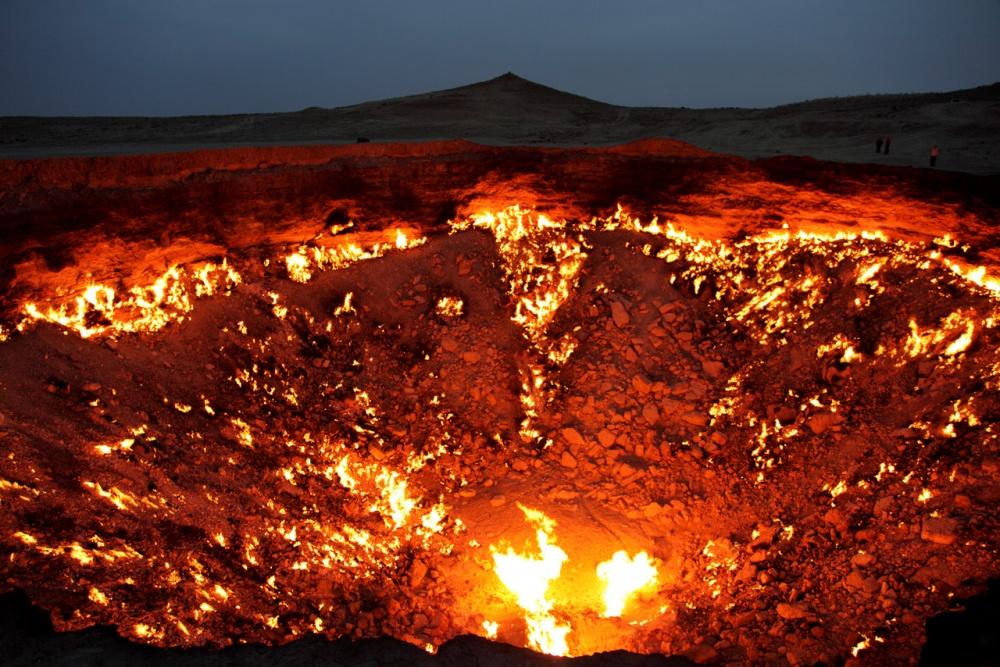 26張證明「其實上帝也會PS」的驚人大自然照 沙漠中竟然也有「網美級花海」