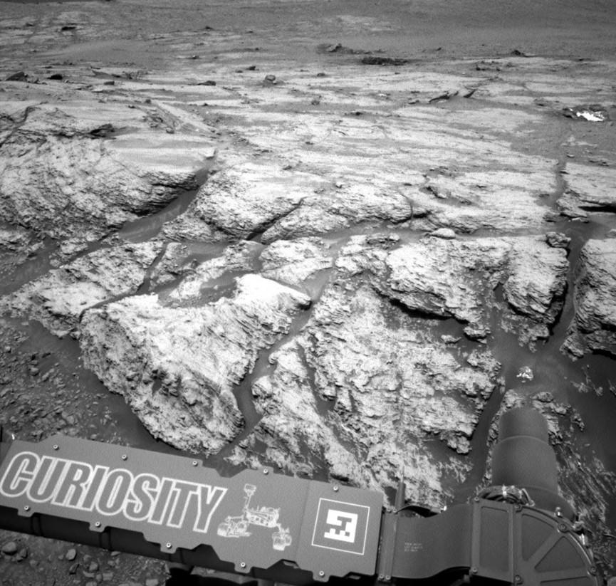 NASA發現火星出現「神秘白光」!宣告人類「移民火星」有望 網友神預測:上帝顯靈了