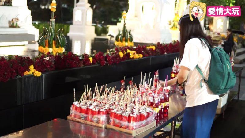 影/網大推「終結單身狗」的超靈驗方法 魯蛇拜完「泰國愛神」3天後就宣佈穩交!