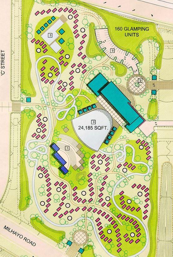 拳王泰森宣佈打造「世界級度假村」 網見「奢華平面圖」超傻眼:竟有哈草園區!