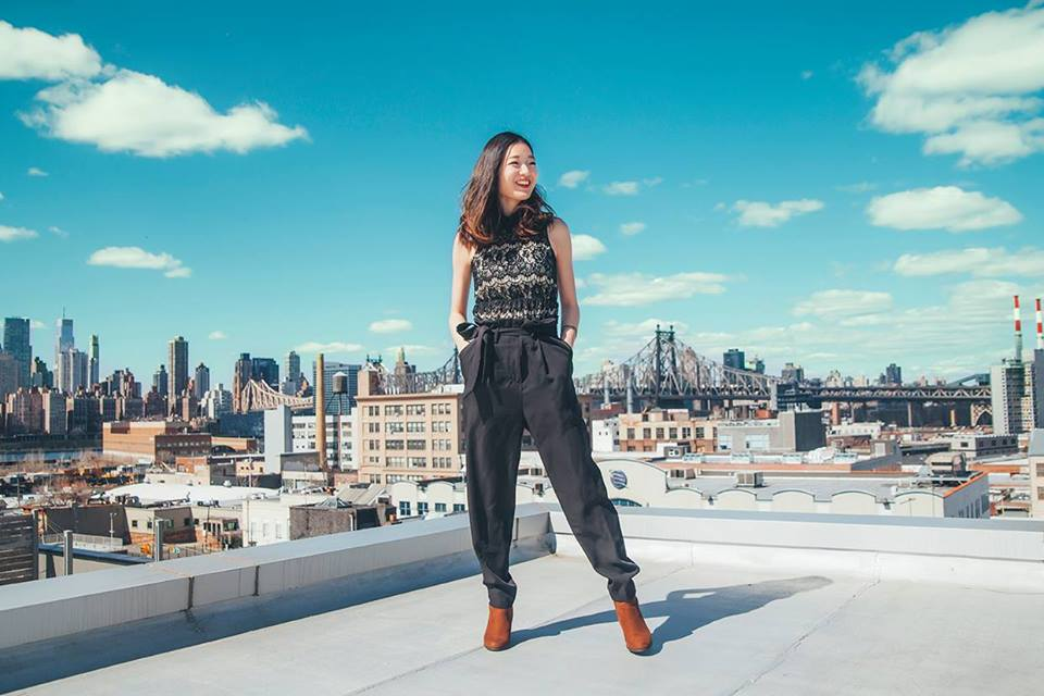 扛百萬學貸...屏東女孩勇敢闖紐約!母校演講感動萬人:30歲後我發現「世界是公平的」