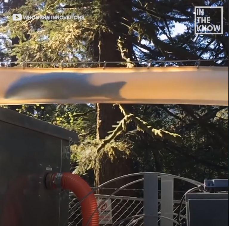 設計師製作「超強吸力溜滑梯」把鮭魚噴回上游 再也不怕「被熊吃掉」網友卻罵爆!
