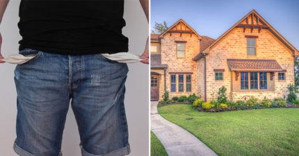 父母逼買1500萬房!暖男「月收55K」被迫背40年房貸 最後「崩潰走了」網:有意義嗎?