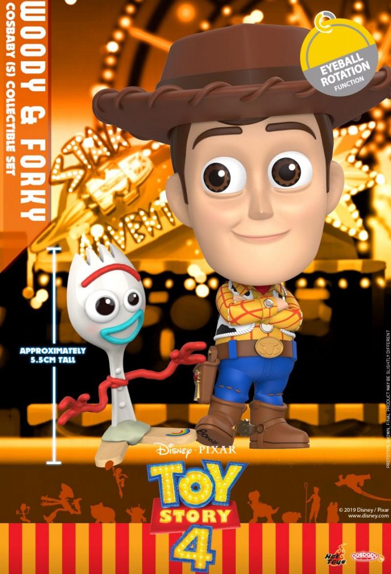 《玩具總動員4》推出「大眼娃娃版」必收公仔 巴斯光年的「眼球設計」藏超神巧思!