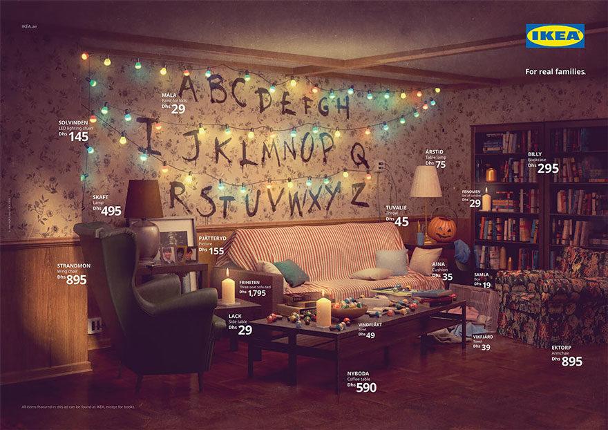 IKEA全用自己家具神還原「3大美劇」房間 《辛普森家庭》細節公開讓你想全部入手!