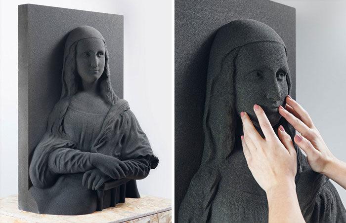 20張3D列印「比你想像厲害」的強大成品 完美複製「人臉」畫面