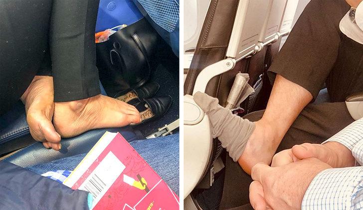13個讓你被空姐「列入黑名單」的奧客行為 搭飛機穿短褲不OK!