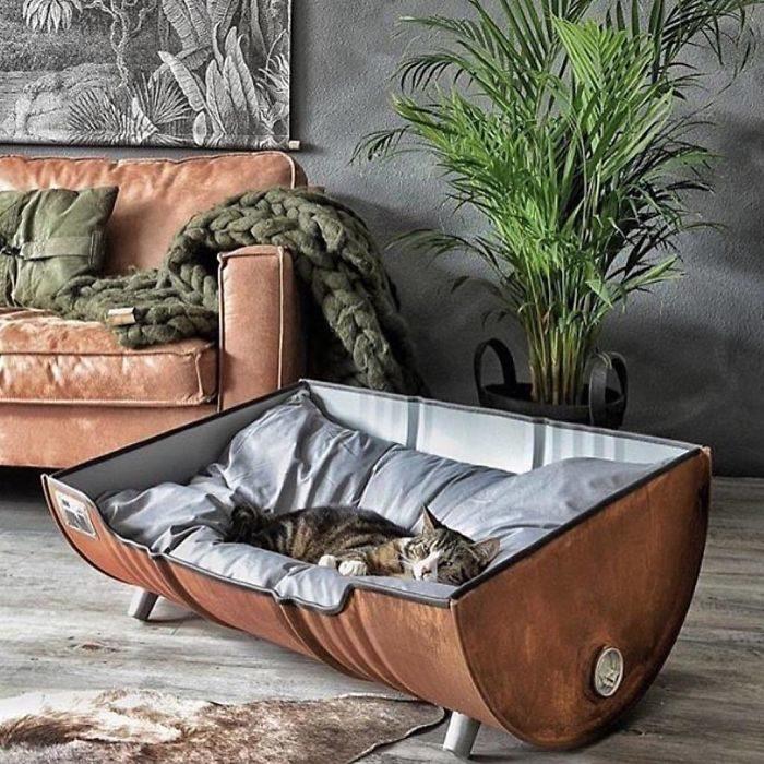 光看就超舒服~工作室靠「夢想一樣的設計」吸20萬粉絲 連「貓主子的床」也能很時尚!