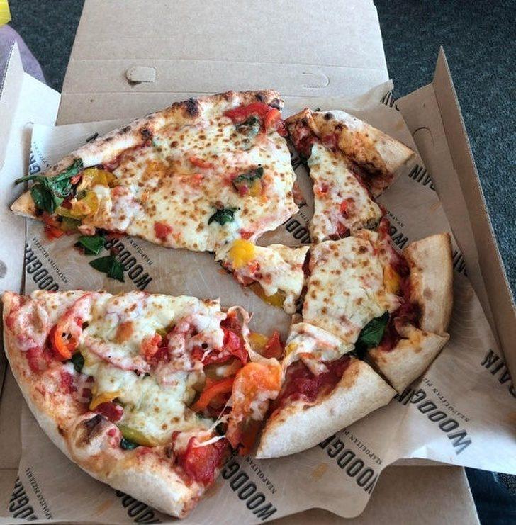 16種「天使都會想客訴」的超獵奇設計 披薩「不從圓心切」讓人秒崩潰!