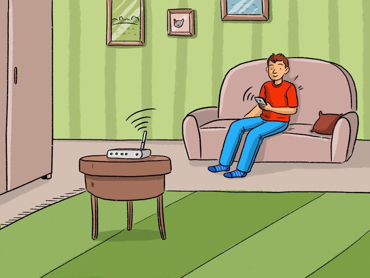 8個「讓WiFi訊號變超慢」的平凡家居產品 鏡子的「反射」竟然也會影響網路!