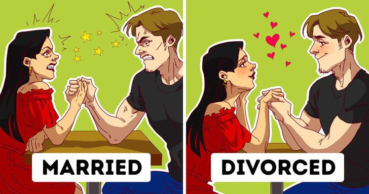 7大證明「離婚後人生更快樂」的巨大影響 為了「小孩」勉強在一起…絕對是最大的錯誤!