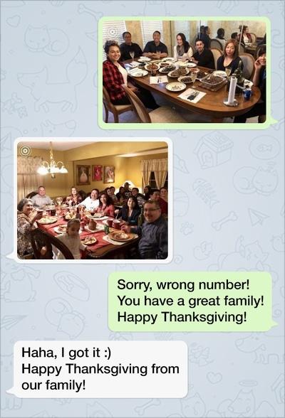 9封「讓你想瞬間時光倒流」的超尷尬簡訊 他傳給陌生人「全家福照片」結局卻超暖心!