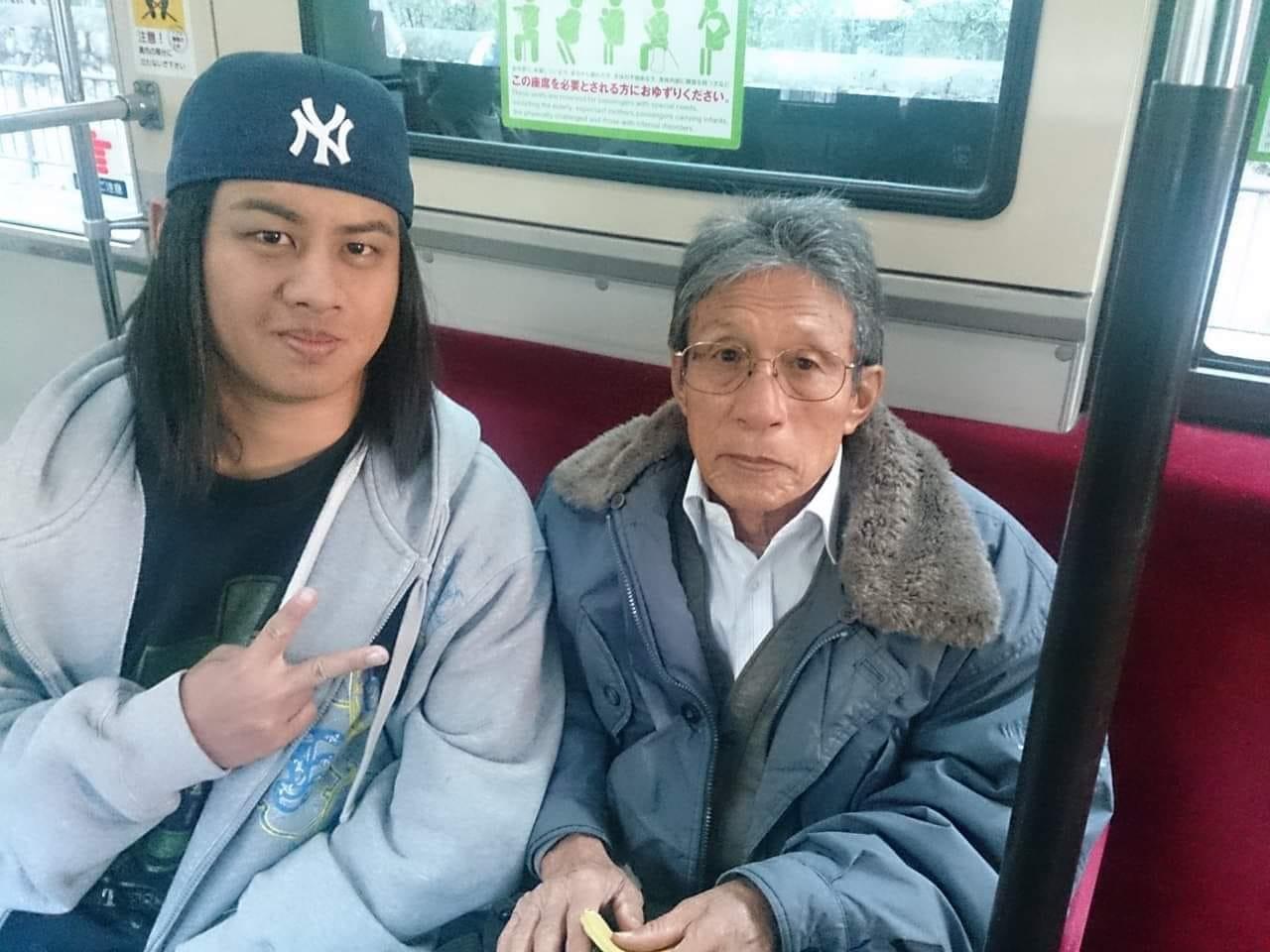 他到日本旅遊被問「你們是台灣人嗎?」 老人爆「心酸回憶」網淚崩:謝謝你看到我們的好!