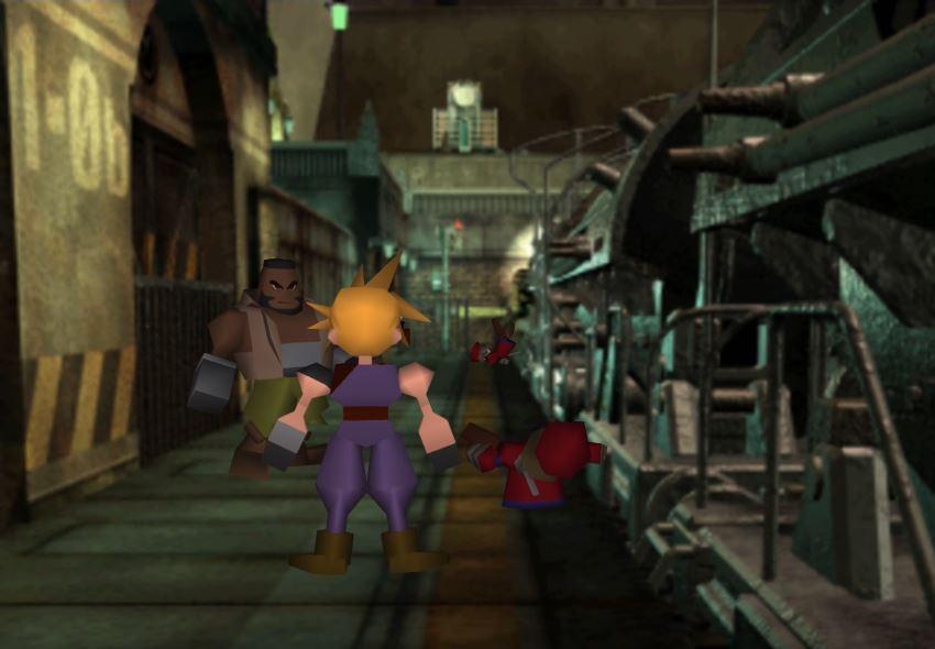 影/《Final Fantasy VII》推重製版!完美升級「22年前經典畫面」骨灰粉淚崩:終於等到了