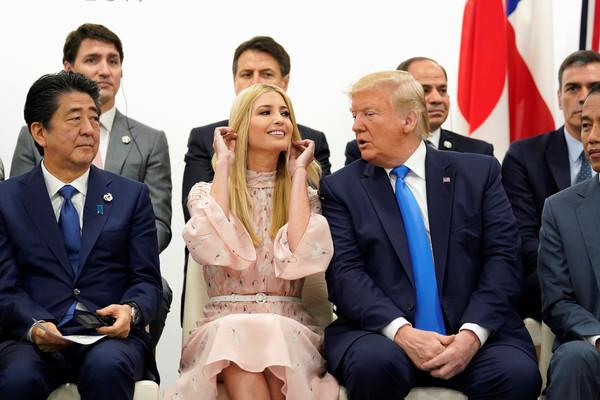 各國男領袖都在盯!她變成「G20峰會唯一共識」仙氣震撼全場 網笑:可愛就是正義