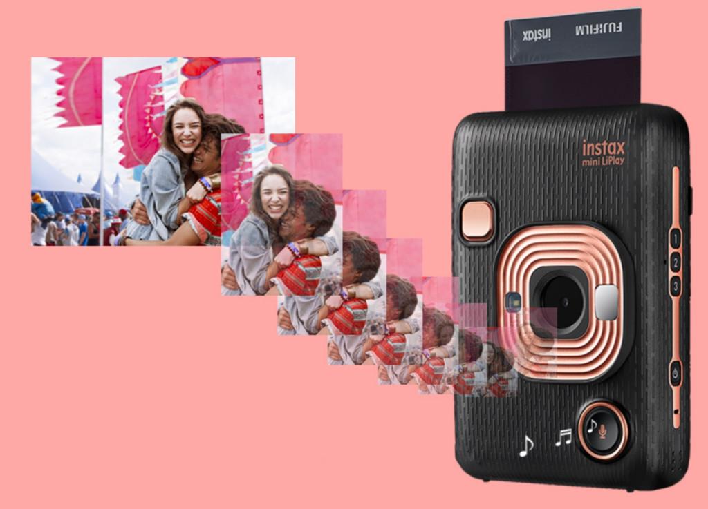 會説話的照片?富士推「超誇張功能」進階相機  夢幻「玫瑰金配色」引暴動!