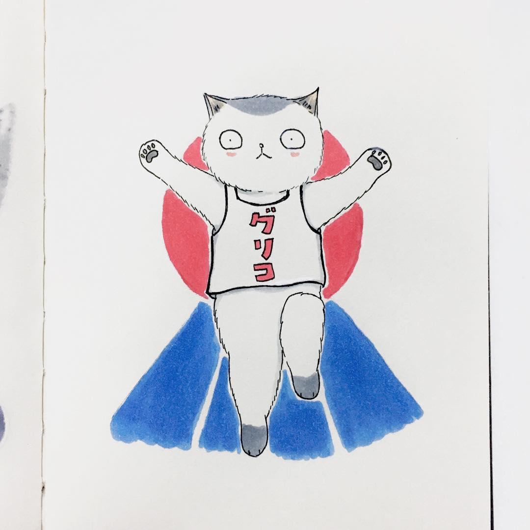 13款「被貓咪取代」的知名品牌LOGO NIKE變「肥貓勾勾」讓人更想買!