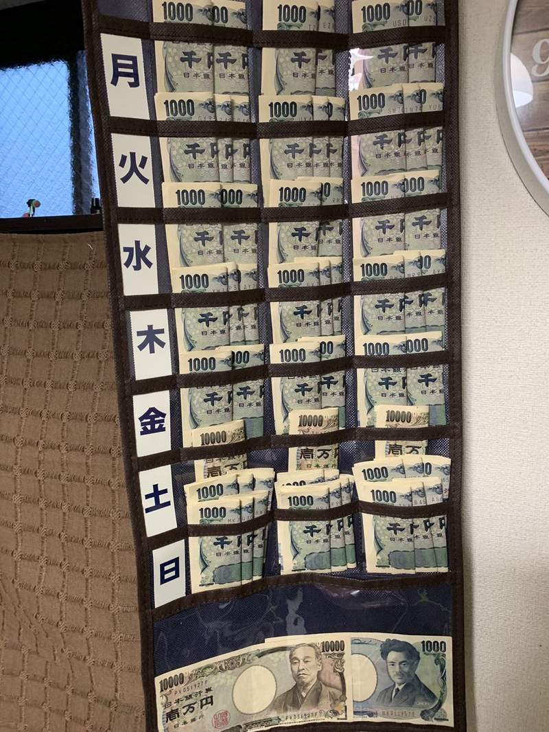 狂人效仿手遊「登錄拿獎勵」情節 自創「每天現領存錢法」被讚爆:超有動力!