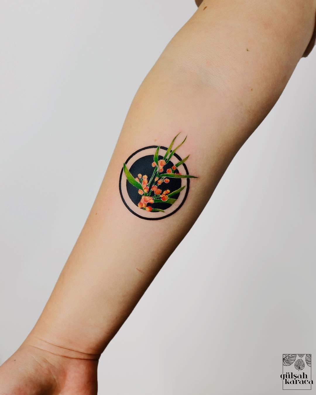23個「在皮膚上施魔法」的絕美夢幻紋身 他把「彈指的瞬間」留在手上!