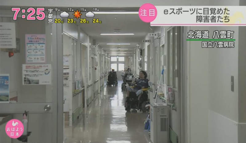 醫院設有益身心的「電玩區」引暴動 網看到「超貼心設計」大讚:只有他們有資格玩!