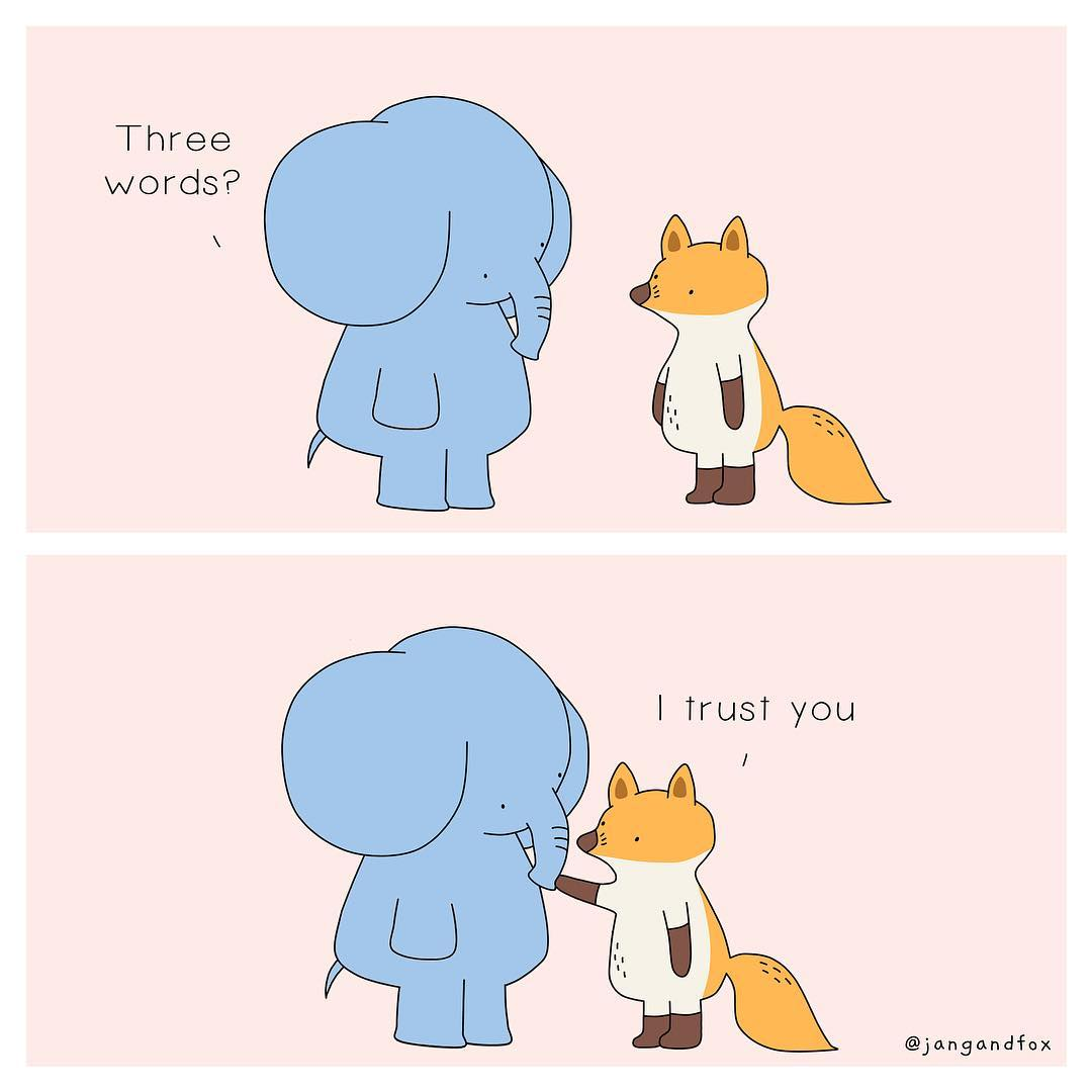 你的心累嗎?6張證明「低潮並不可怕」的療癒漫畫