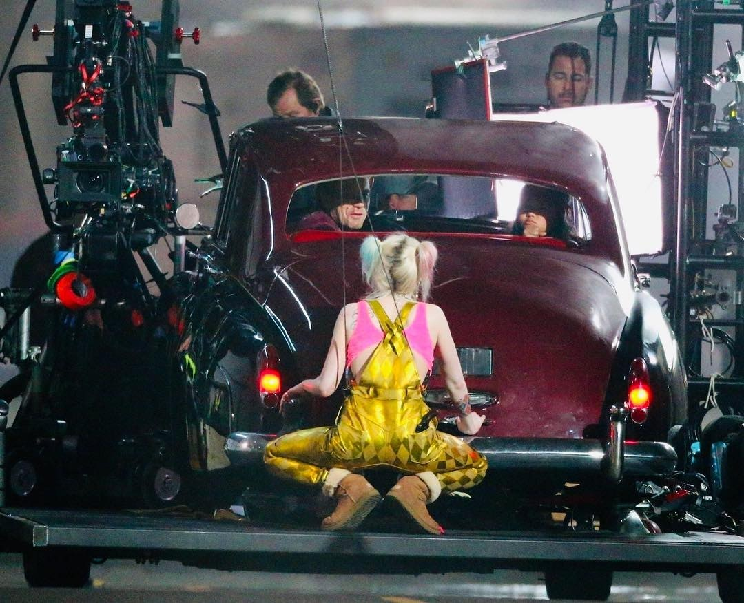 外傳電影「小丑女」新造型曝光!粉絲一看「特徵都沒了」崩潰:瑪格羅比也駕馭不了