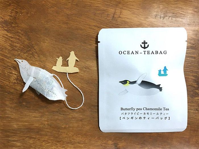 只要把茶包泡在水裡「它就會動起來」!會游泳的「飄浮水母款」萌翻網友:想整套入手~
