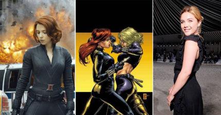 「2代黑寡婦」名單出爐!從敵人變朋友 超辣身材「直逼娜塔莎」網興奮:臉像緋紅女巫!