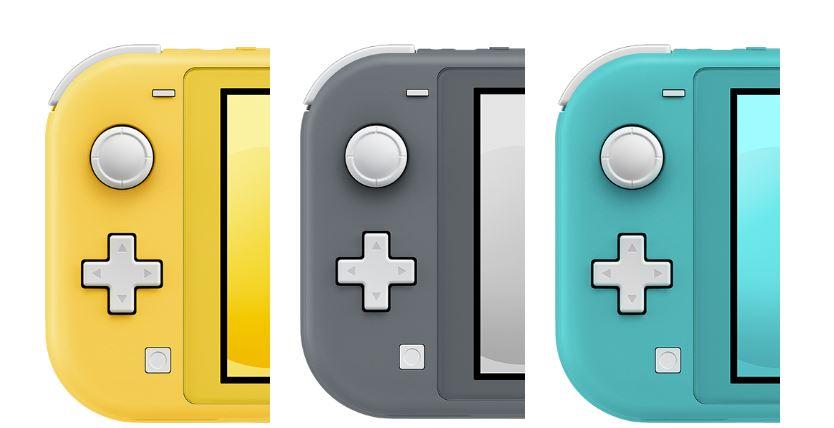 Switch Lite上市!任天堂曝光「所有功能、價格」 超夢幻「蒂芬妮綠」女孩必敗
