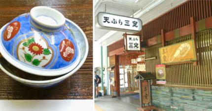 從未有負評!日本「最古老」天婦羅店在這裡 一打開「金閃閃畫面」讓你口水流光