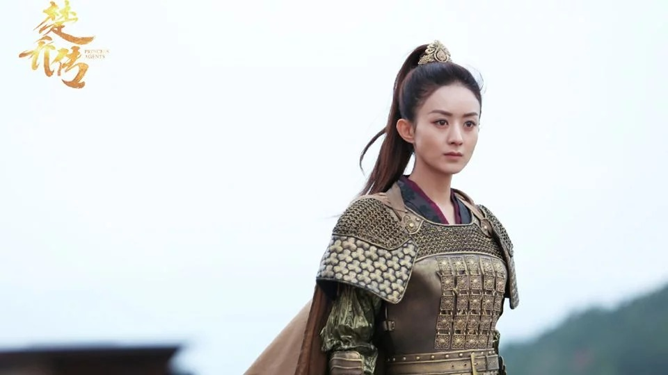 盤點10位超正女星穿上「古裝戰袍」模樣 劉亦菲帥到不行...楊冪卻被嫌棄到爆!
