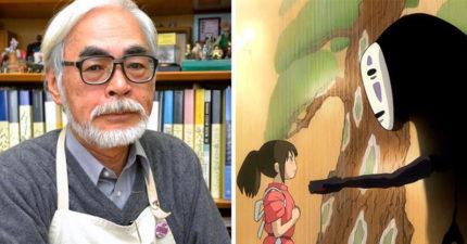 花一生做動畫...宮崎駿受訪卻說「努力工作簡直大錯特錯」!網友看完原因:服了