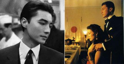傾倒眾生!當年紅遍好萊塢「亞洲第一美男」 「雌雄莫辨」角色迷倒老外