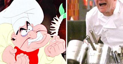 真人版《小美人魚》「臭牌氣廚師」只能是他演!發文被轉發5萬次「沒有人能反駁」