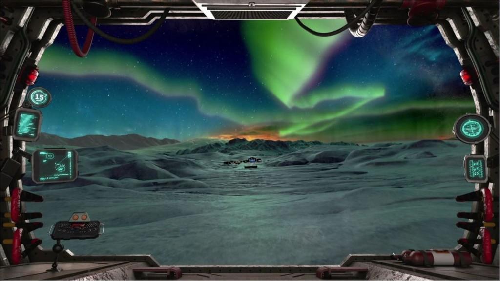 屏東海生館推出1800萬「虛擬VR海樂園」 靠4D探險車「超真實還原」南北極!