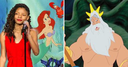 《小美人魚》女主角被罵翻 網友改敲碗「川頓國王」最適合人選:只有他能演!