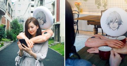 日本推出「肌肉男後抱式」立體音響 成功重現「男友在耳邊說話」畫面卻獵奇到網友不敢買!