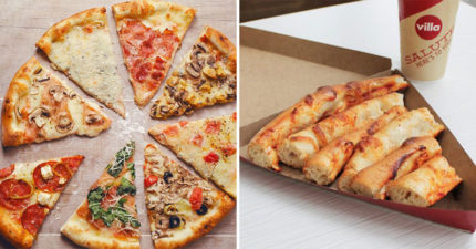 義大利餐廳竟開始「單賣披薩邊」!超獵奇「無料模樣」披薩粉大崩潰:連這個都玩壞...