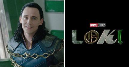 《洛基》官方LOGO「醜到抖森只能苦笑」 粉絲自製「超帥新版」專業度完勝漫威!