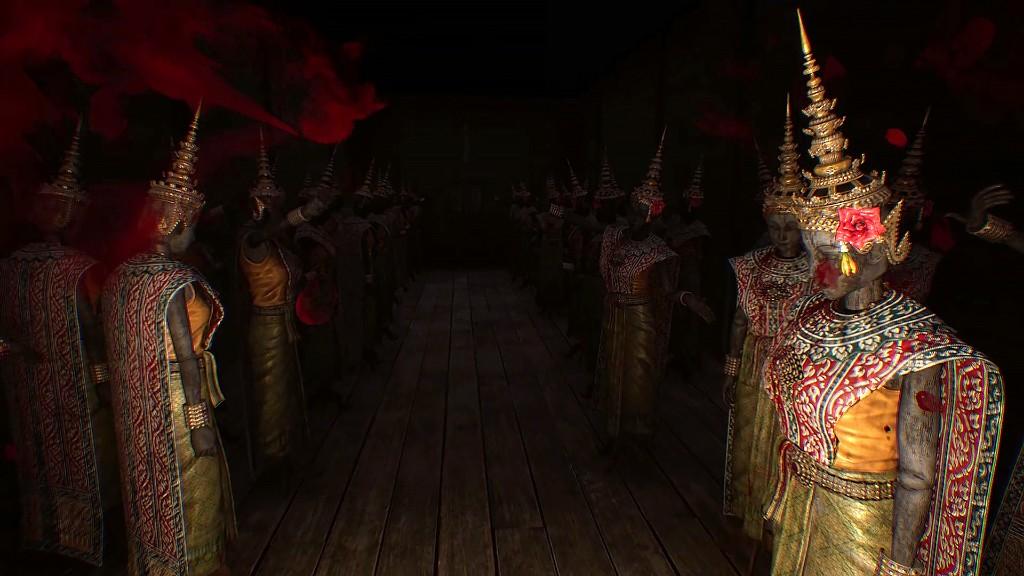 影/泰國恐怖遊戲《甜蜜之家》推續作!經典泰式恐怖加碼「戰鬥系統」讓你與祂對戰...