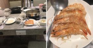 「整盤蝦擺桌上沒吃」他以為浪費食物!結果走近一看發現...根本藝術品