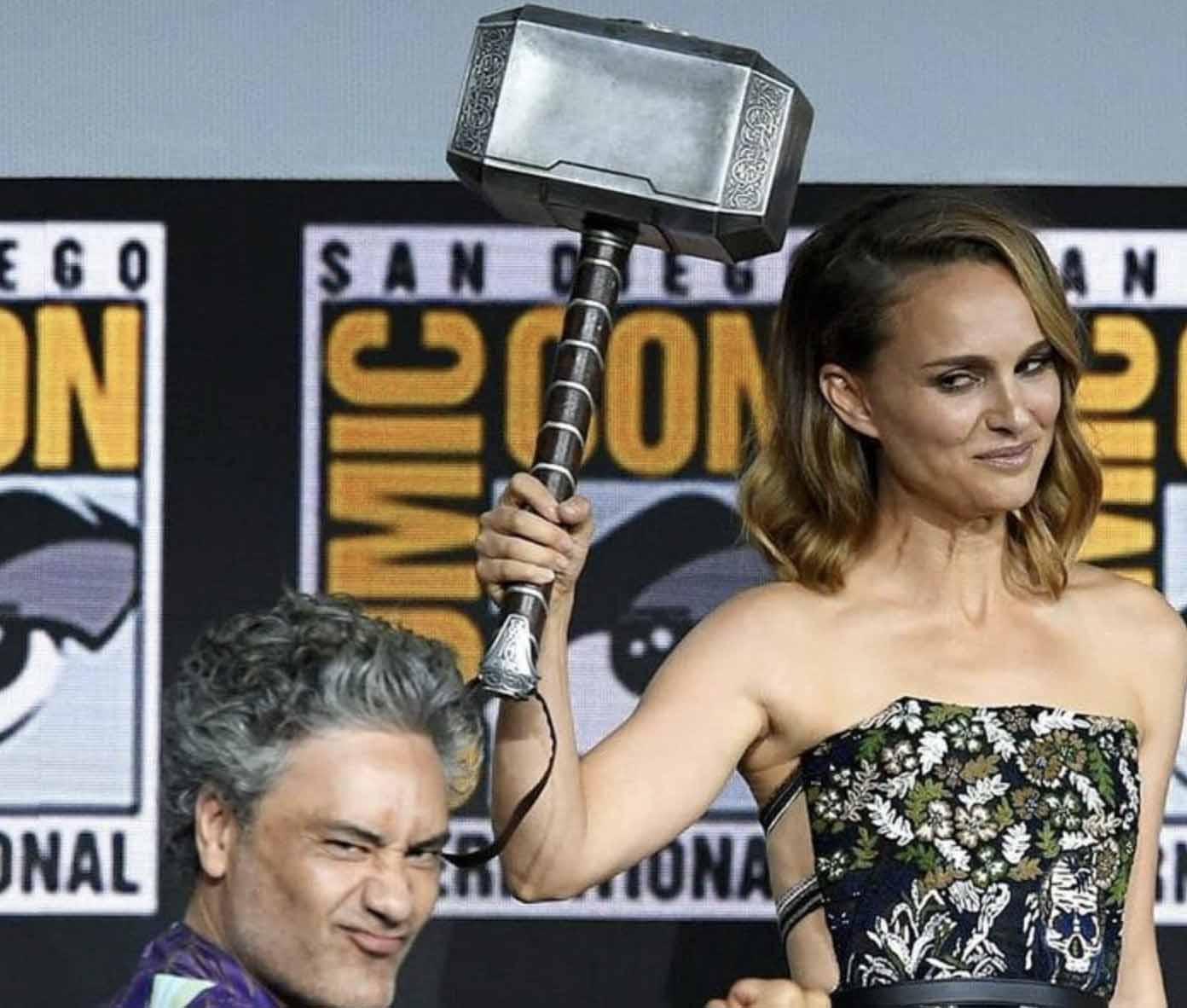 漫威公布《雷神索爾 4》最新進度 娜塔莉波曼「舉起雷神鎚」新任女雷神即將降臨!
